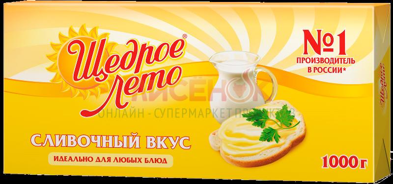 как приготовить крем из маргарина щедрое лето